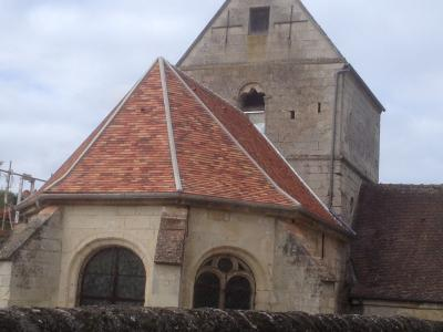 Eglise de Serches